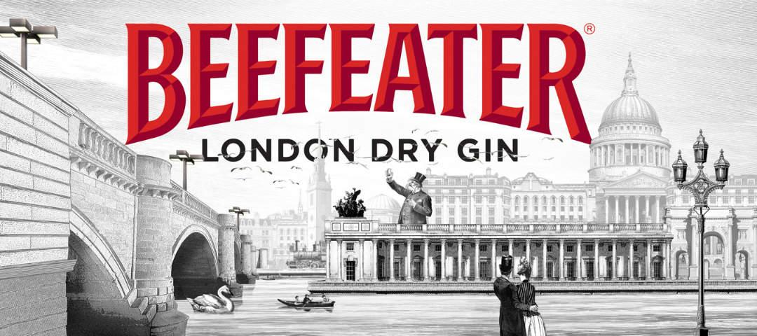 La finale di MIXLDN 2017 e la nuova bottiglia di Beefeater 24