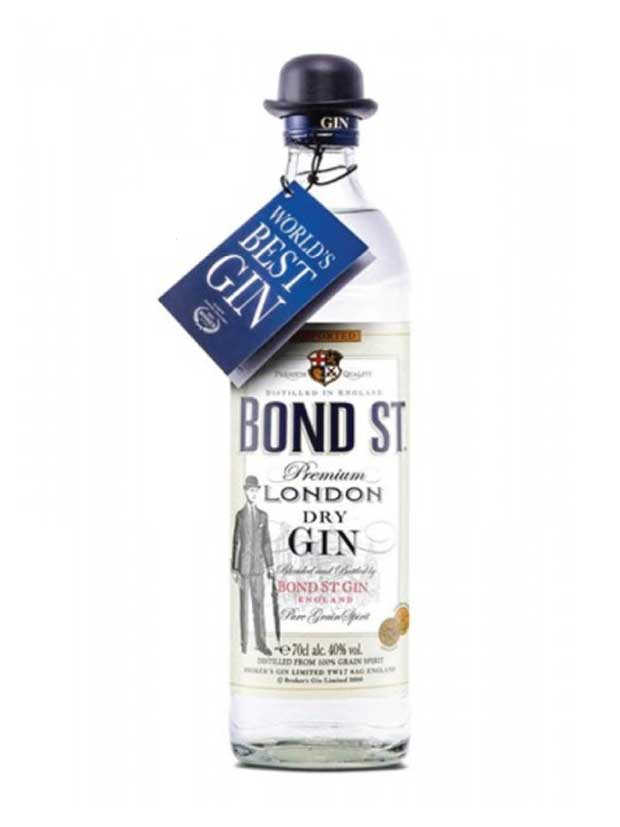 Recensione Bond Street London Dry Gin (Broker's Gin)
