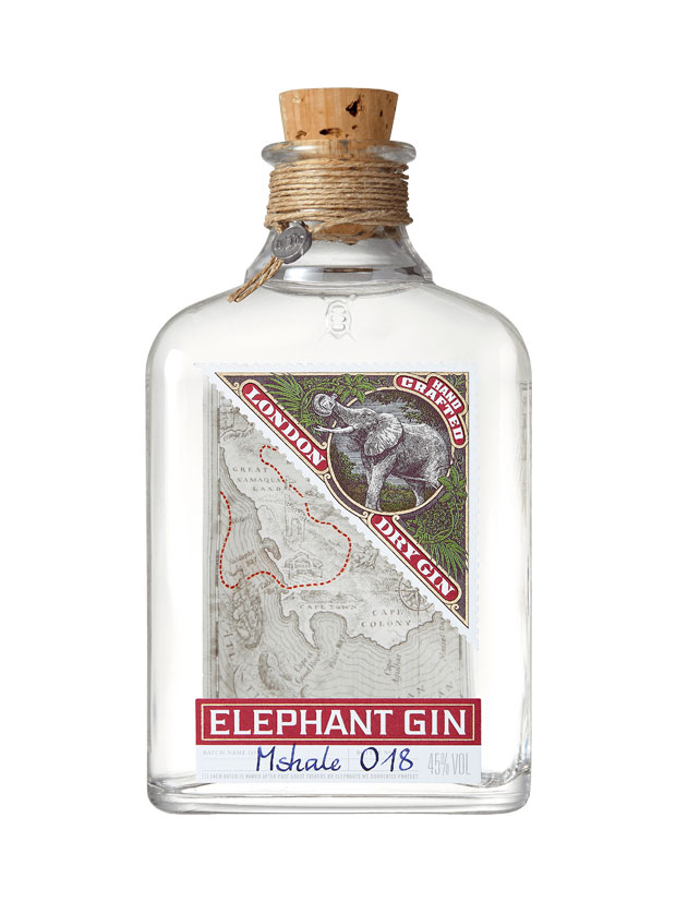 Recensione Elephant Gin