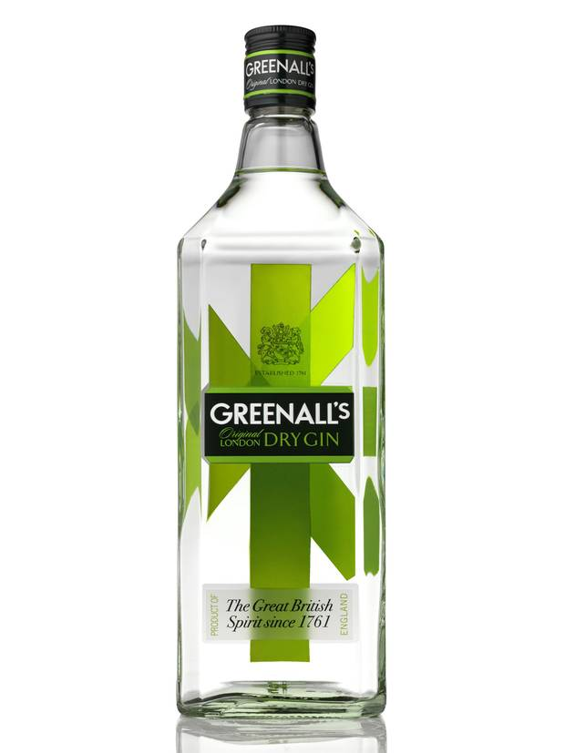 Recensione Greenall's London Dry Gin