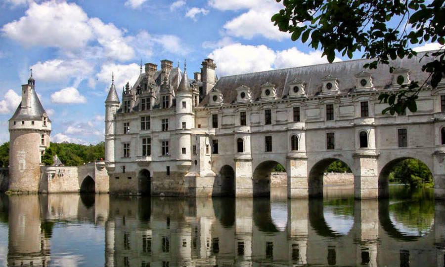 Il Castello di Chenonceau, nella Valle della Loira