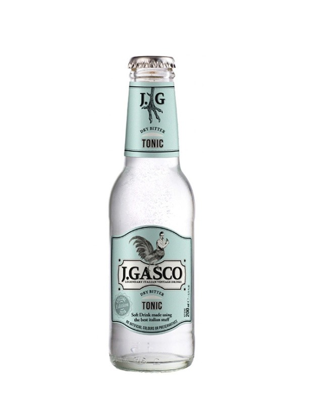Recensione J. Gasco Bitter Dry Tonic