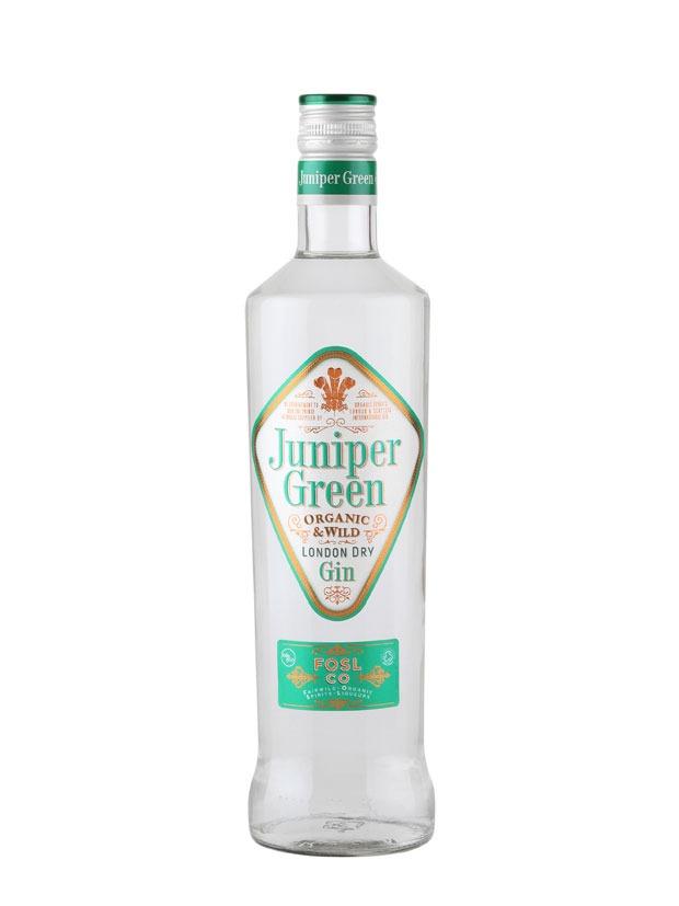 Recensione Juniper Green Organic Gin
