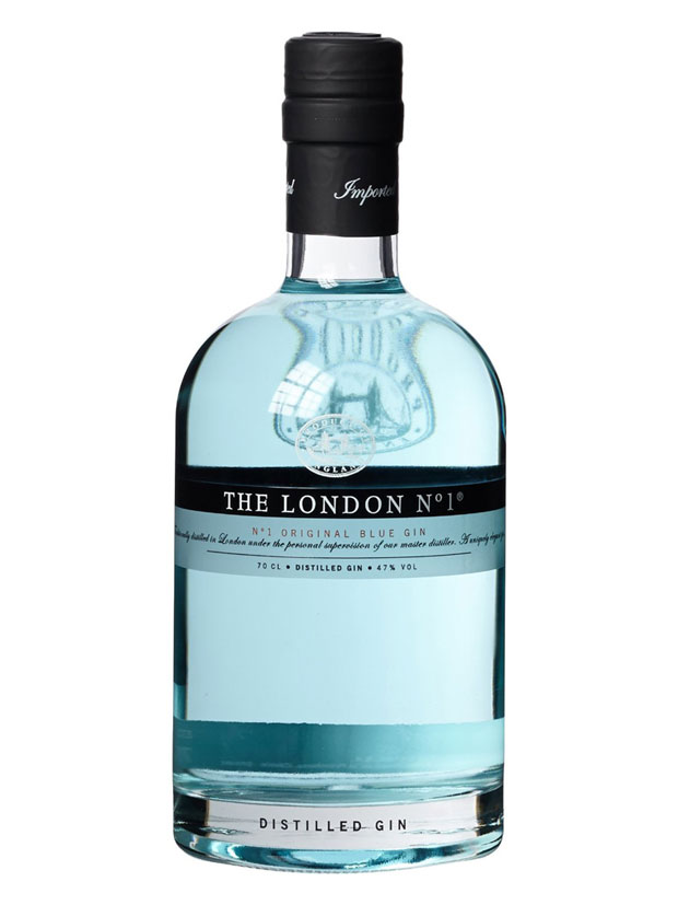 Recensione London Number 1 Gin