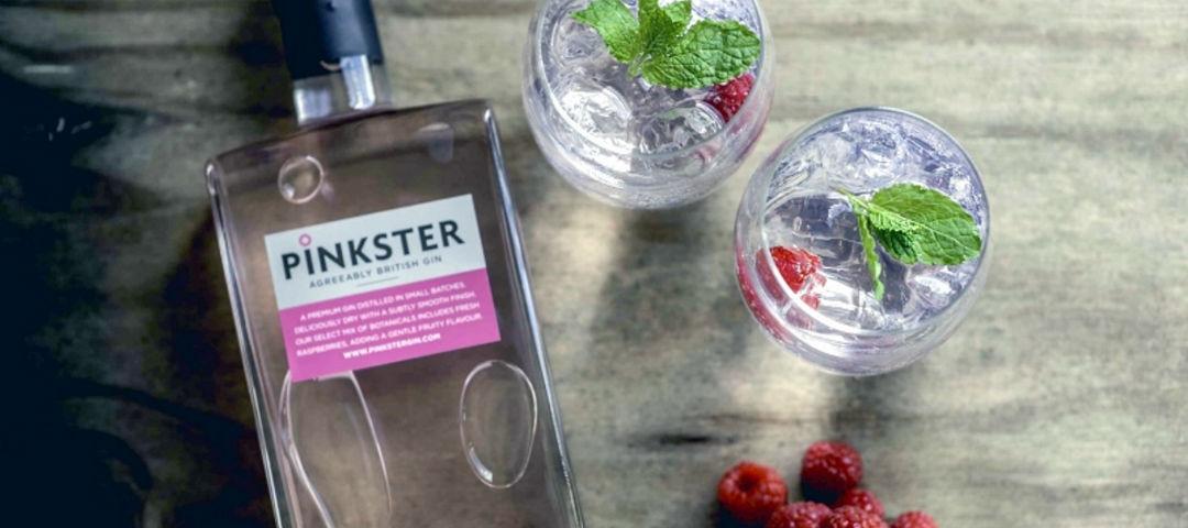 Farsi belli per San Valentino: la bottiglia di Pinkster Gin