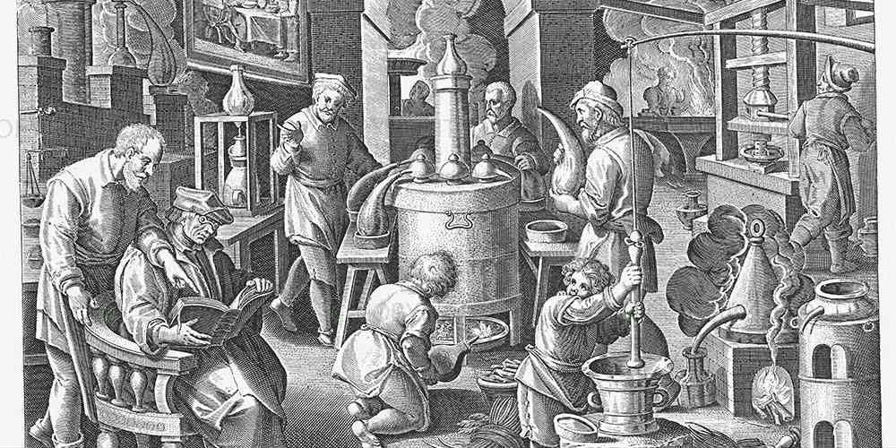 Quando si dice Made in Italy: la storia della distillazione in Italia, la scuola medica salernitana