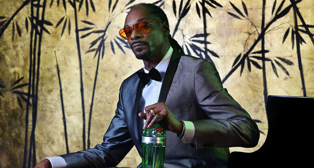 """The Tanqueray Ten"": i 10 influencers selezionati da Snoop Dogg"