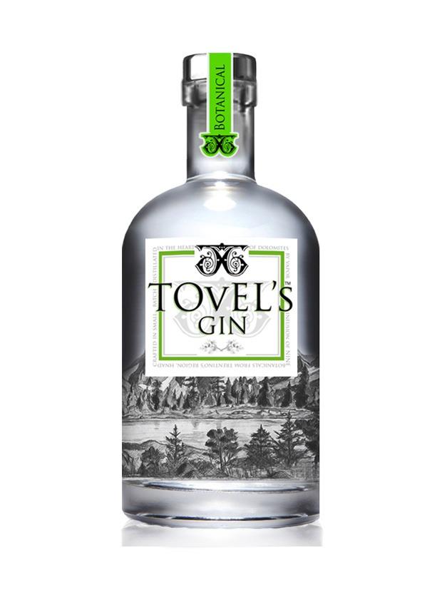 Recensione Tovel's Gin