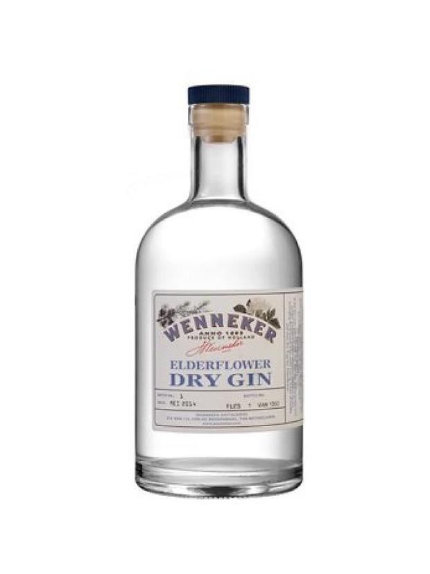 Recensione Wenneker Elderflower Gin