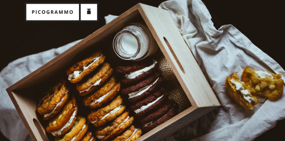 Alcuni dei biscotti prodotti da Picogrammo