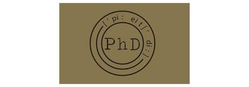 PhD-Gin-Logo