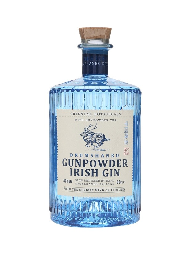 Recensione Gunpowder Irish Gin