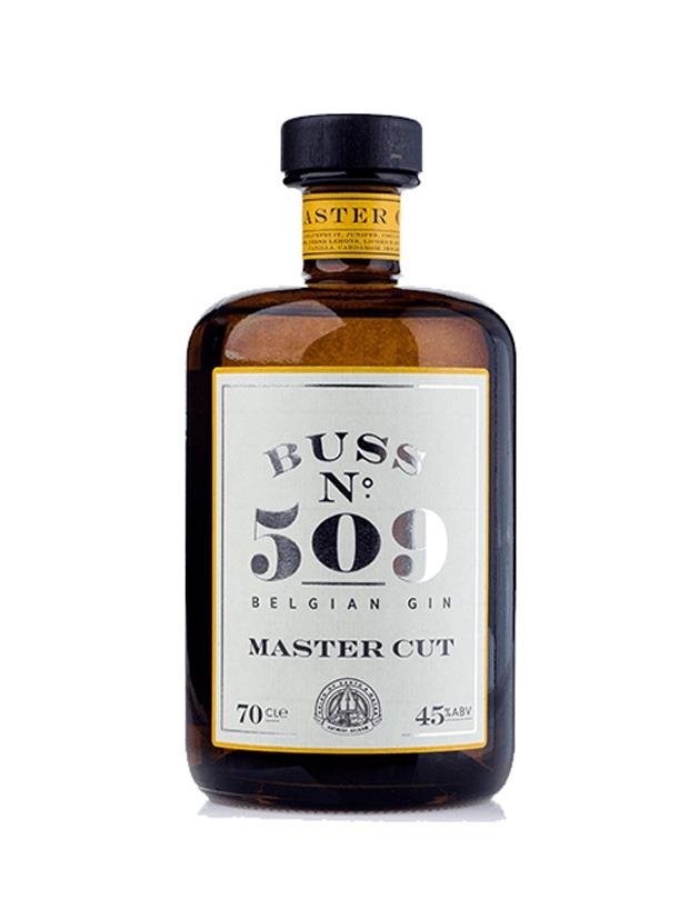 Buss 509 Master Cut Gin Bottiglia