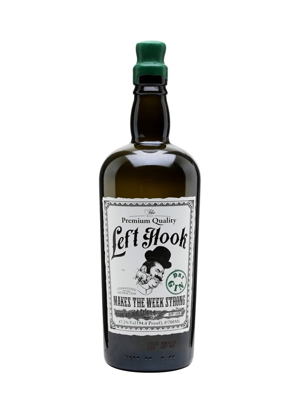 Recensione Left Hook Premium Quality Dry Gin