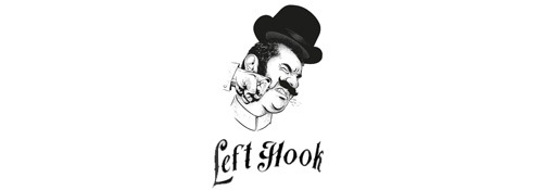 Left Hook Dry Gin Logo