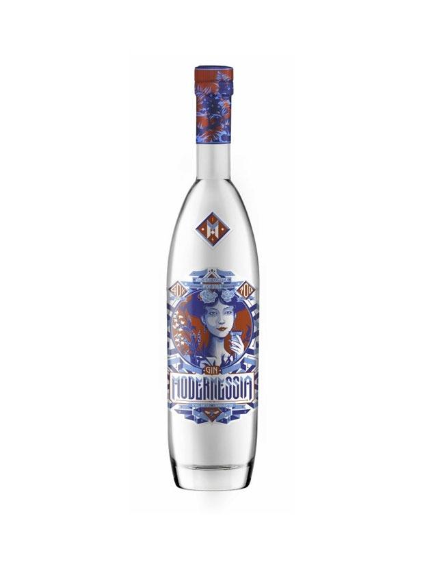 Recensione Gin Modernessia