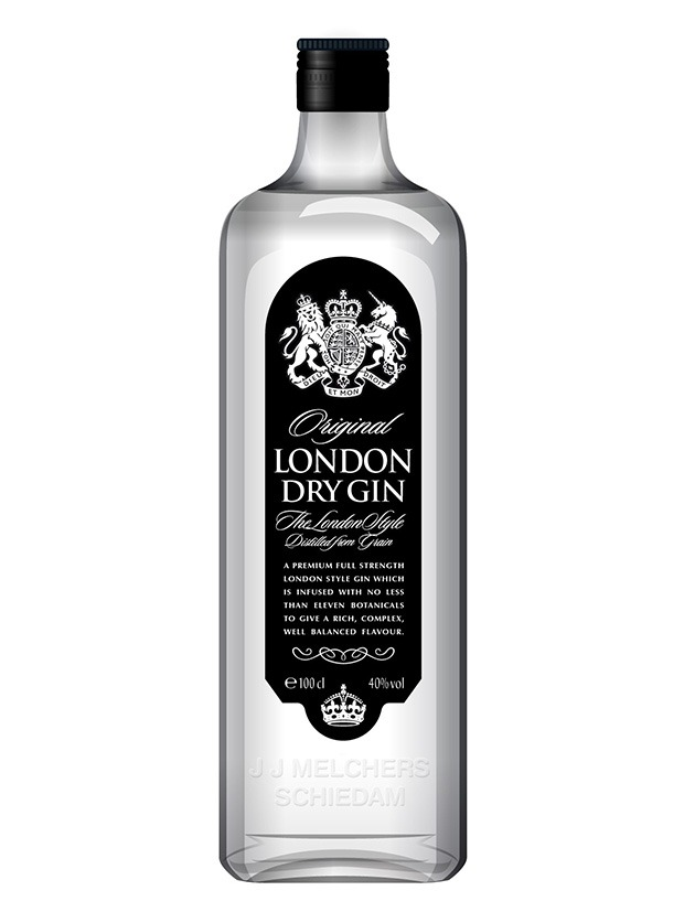 Recensione Wenneker Original London Dry Gin