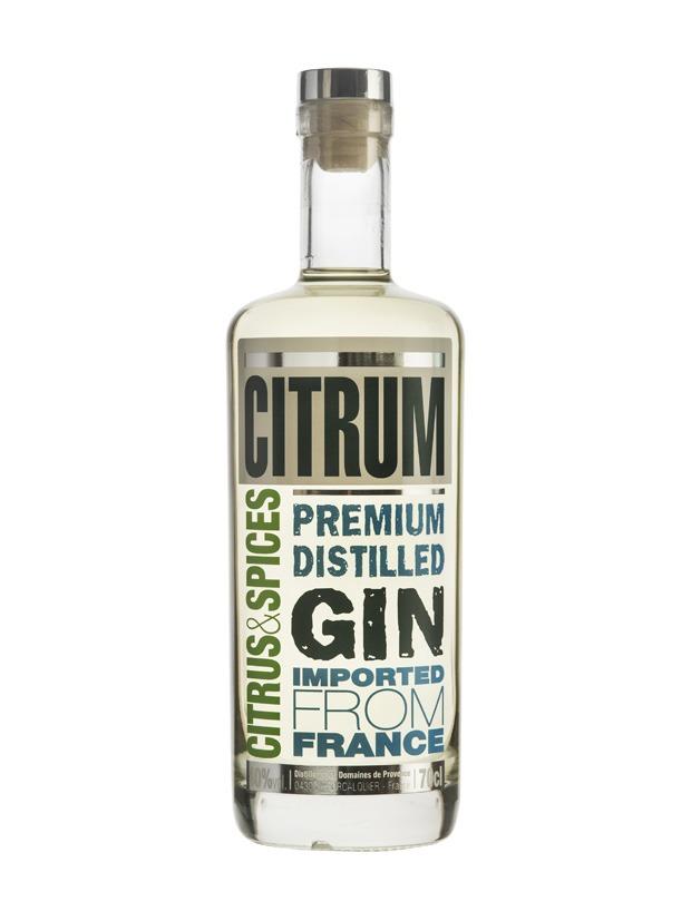 Recensione Citrum Premium Distilled Gin