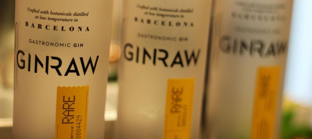 GinRaw: arriva in Italia il gastronomic gin!