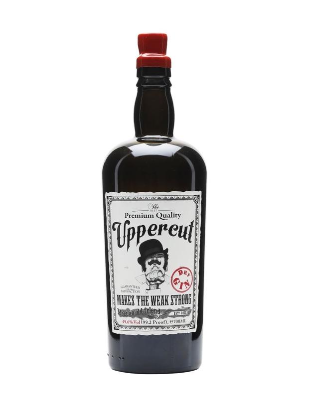 Recensione Uppercut Premium Quality Dry Gin