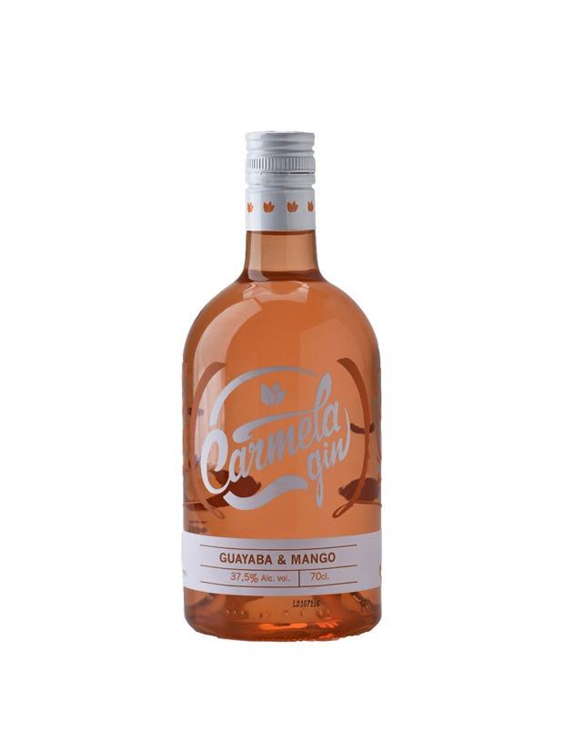 Recensione Carmela Gin