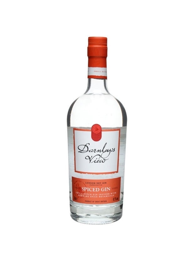 Recensione Darnley's View Spiced Gin