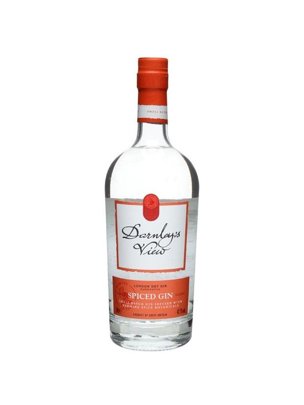Darnley's View Spiced Gin Bottiglia