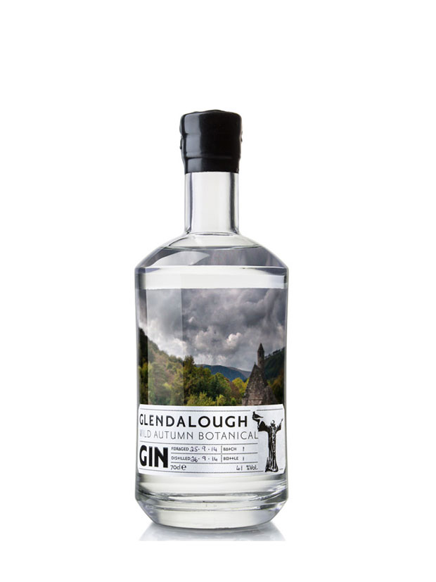 Glendalough Wild Autumn Botanical Gin Bottiglia