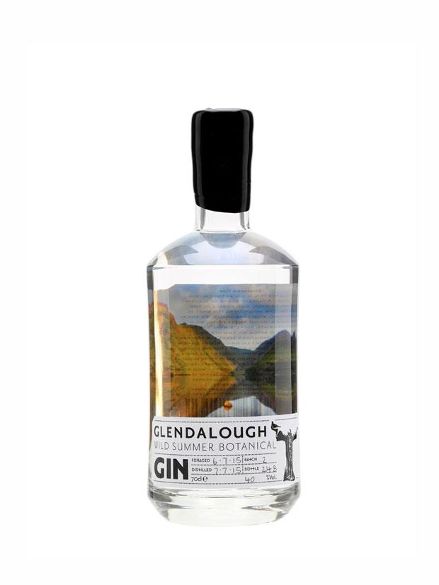Glendalough Wild Summer Botanical Gin Bottiglia