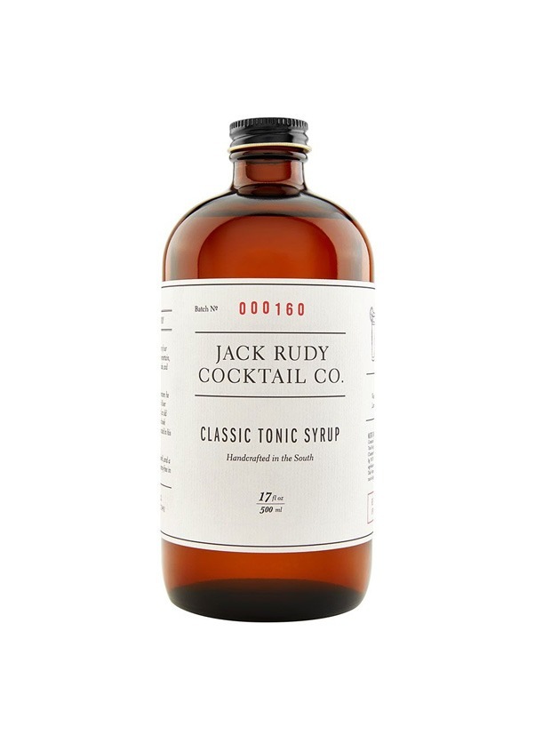 Recensione Jack Rudy Cocktail Co. – Classic Tonic Syrup