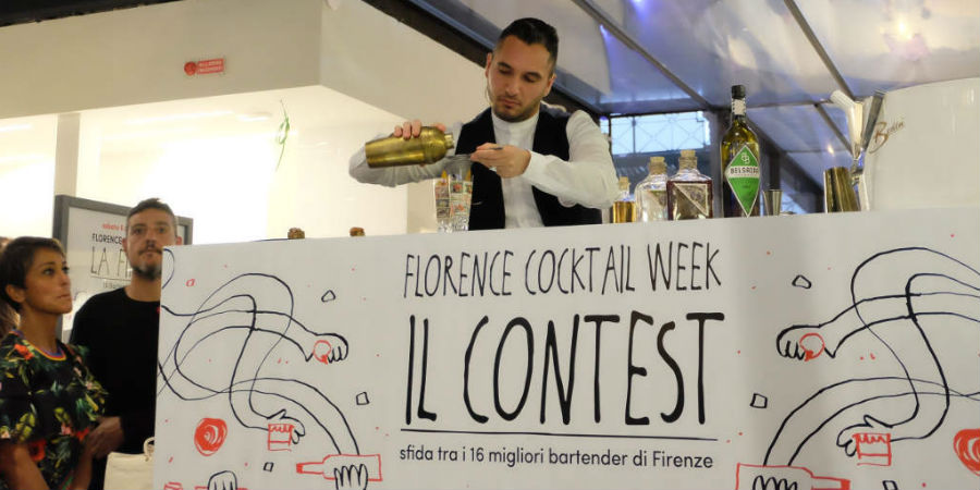 Florence Cocktail Week 2017