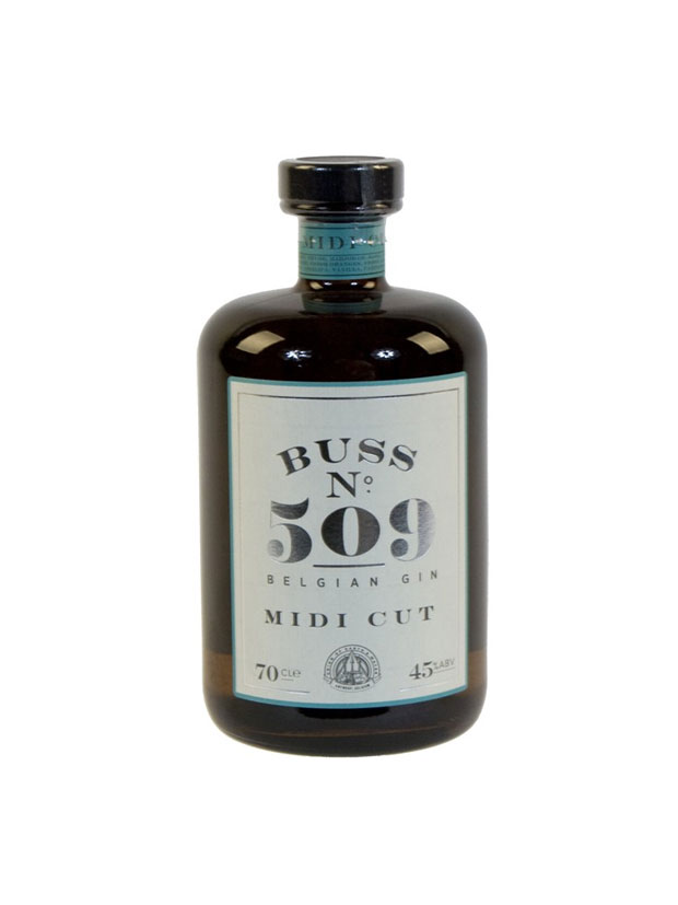 Recensione Buss 509 Midi Cut Gin