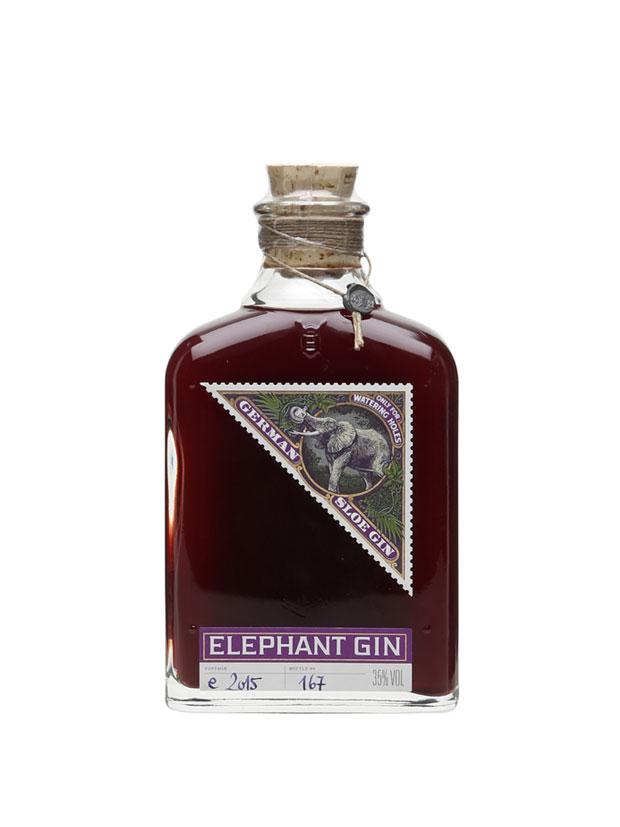 Recensione Elephant Sloe Gin