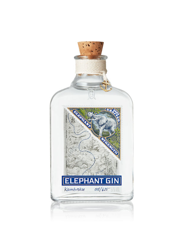 Recensione Elephant Strength Gin