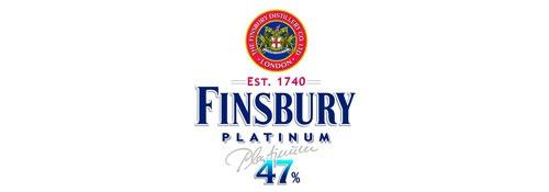 Finsbury Platinum Gin 47%