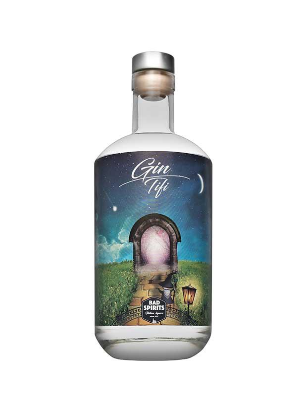 Recensione Gin Tifi