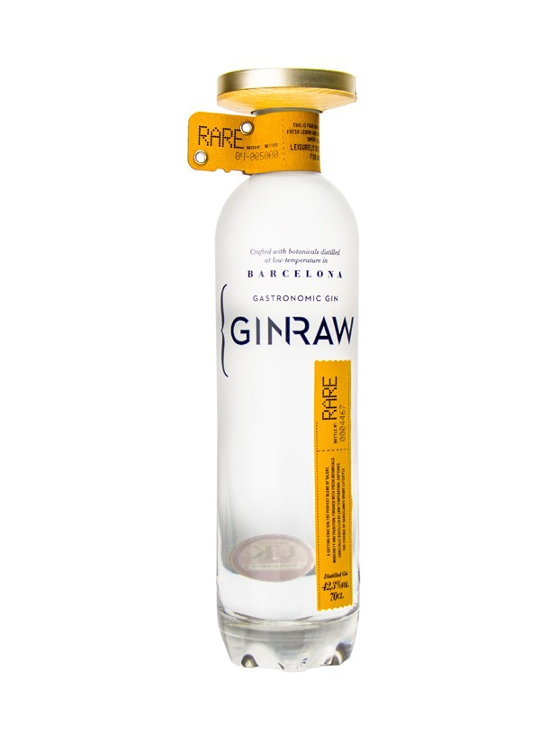 Recensione Gin Raw