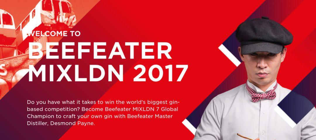 Beefeater MIXLDN 7