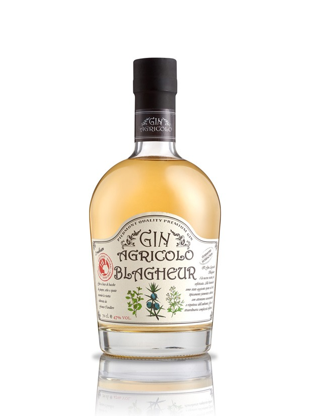 Review Gin Agricolo Blagheur