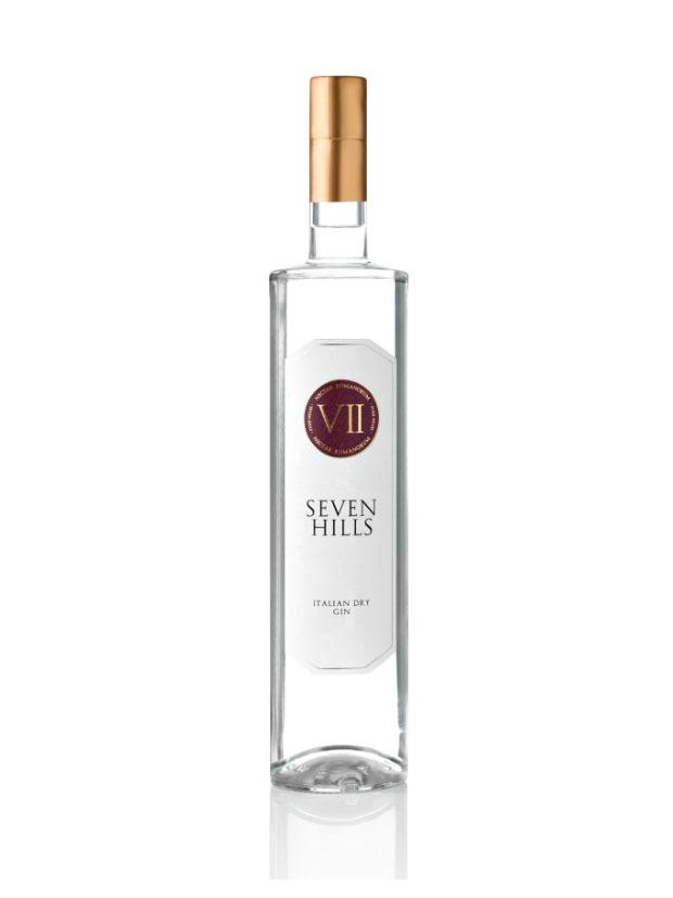 Recensione VII Hills Italian Dry Gin