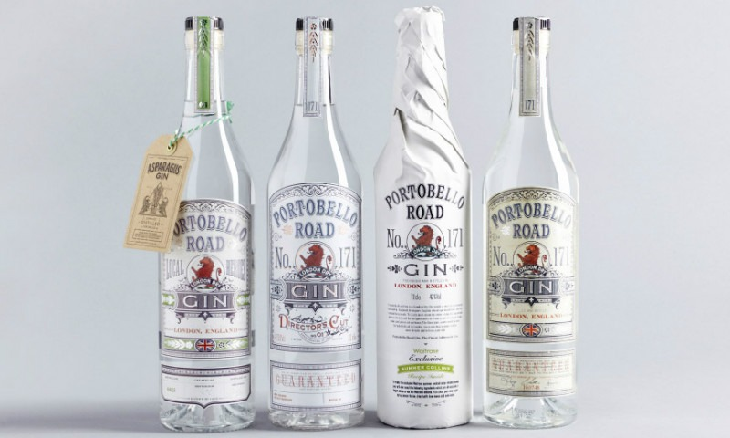 pechuga gin
