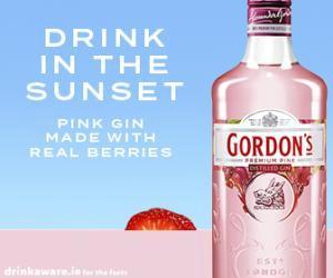 pink gin ambassador