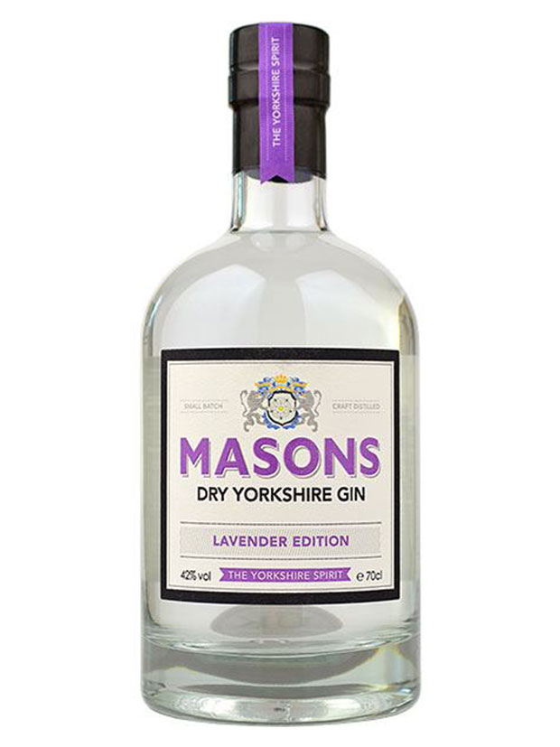 Recensione Masons Dry Yorkshire Gin Lavender Edition