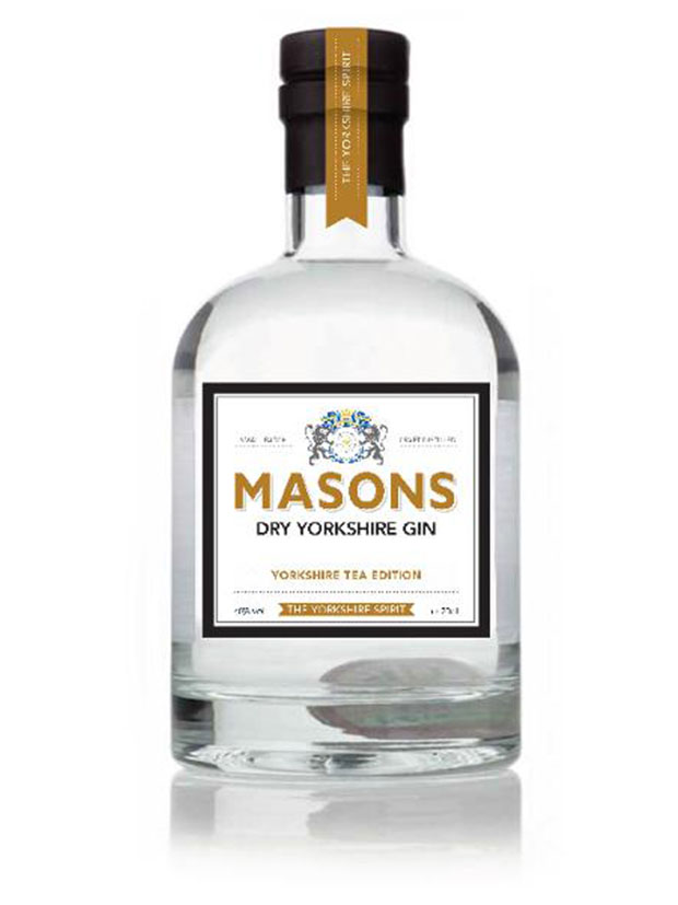 Recensione Masons Dry Yorkshire Gin Tea Edition