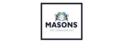 Masons Dry Yorkshire Gin Tea Edition