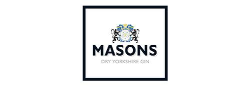 Masons Dry Yorkshire Gin Tea Edition