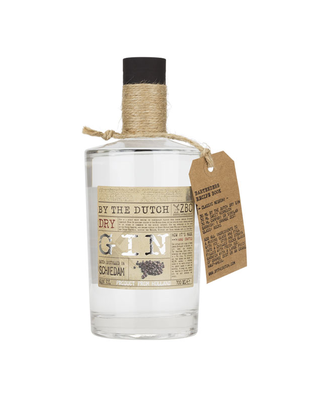 Recensione By The Dutch Dry Gin