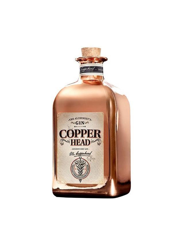 Recensione Copperhead Gin