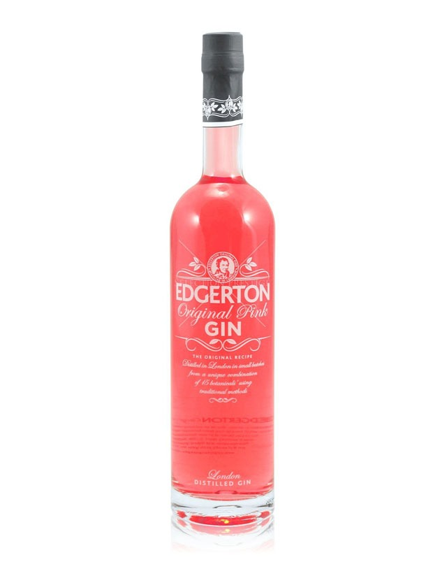 Recensione Edgerton Pink Gin