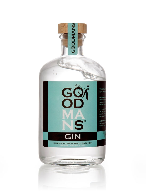 Recensione Goodmans Gin